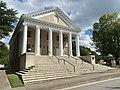 Roman Revival Baptist Church built in Blackstone Virginia in 1907.jpg