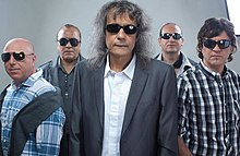 Romanian rock band Iris, 2010.jpg