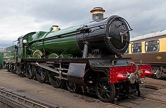 Vintage Trains - Image: Rood Ashton Hall Tyseley