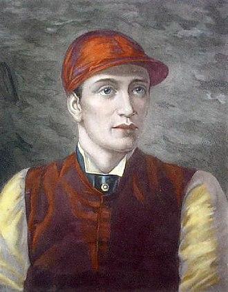Fred Archer (jockey) - Rosa Corder, Fred Archer, Restrike etching