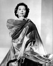 Rosalind Russell 1956