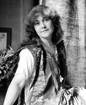 Rose O'Neill - O'Neill pictured ca. 1907