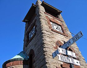 Roslyn, NY, clock tower.jpg