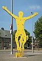 Rotterdam, sculptuur startplaats van de Tour de France in 2010 IMG 5844 2018-07-22 13.04.jpg