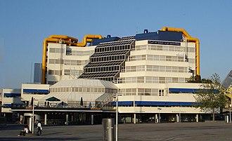 Bowellism - Image: Rotterdam bibliotheek