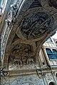 Rouen - Rue du Gros-Horloge - View SSW & Up on Renaissance Arch 1529 (le Gros-Horloge 1389).jpg