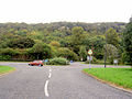 Roundabout to A470 - geograph.org.uk - 581506.jpg