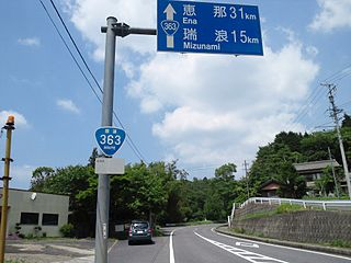 Japan National Route 363