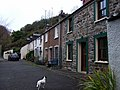 Row of cottages off the Slade - geograph.org.uk - 1045898.jpg