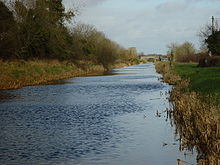Royal Canal Longford long