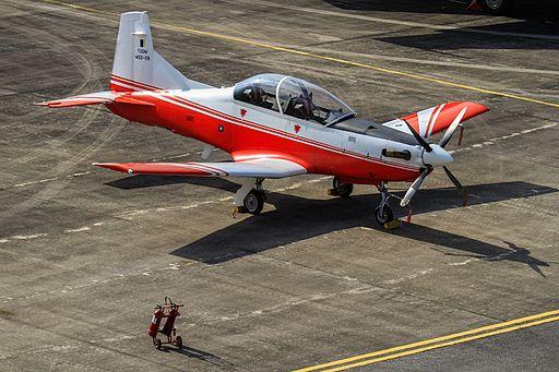 Royal Malaysian Air Force Pilatus PC-7 Mk II