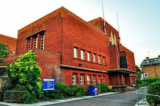 Royal Masonic Hospital Hospital in England