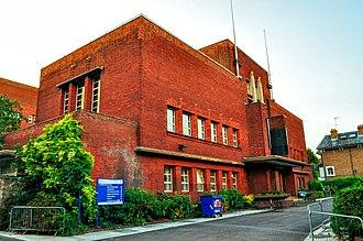 Sven Bylander - Ravenscourt Park Hospital