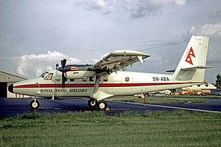 2000 Royal Nepal Airlines Twin Otter crash