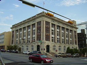 Secretary of State of Texas - Image: Rudder State Office Building