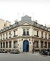 Rue Saint-Sabin et rue Bréguet (Paris), immeuble d'angle 01.jpg