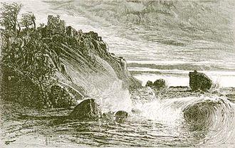 The Talisman (Scott novel) - Ruins of Ascalon, 1880s