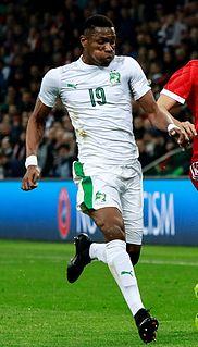 Simon Deli Ivorian footballer