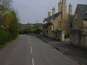 Thornhaugh - Russell Hill