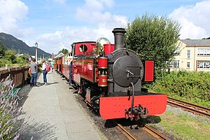 Russell and the 10.30 train (geograph 5068121).jpg