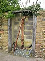 Rusted anchor - geograph.org.uk - 1202612.jpg