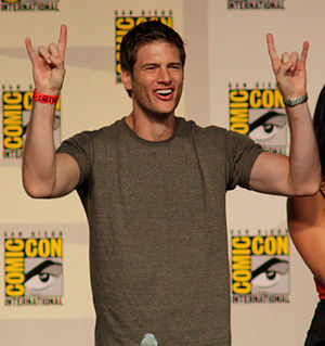 Ryan McPartlin - McPartlin at San Diego Comic-Con International in July 2009