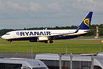 Ryanair, EI-DHY, Boeing 737-8AS (18461211313).jpg