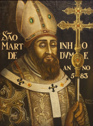 Martin of Braga - Martin, Archbishop of Braga