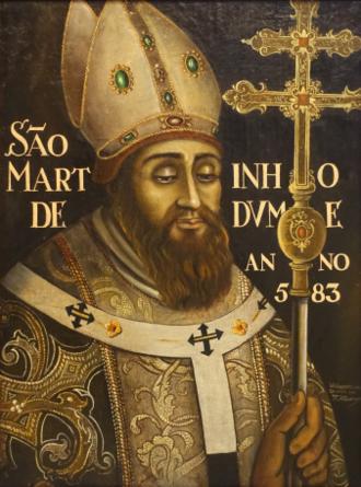 Martin of Braga - Martin, Archbishop of Braga