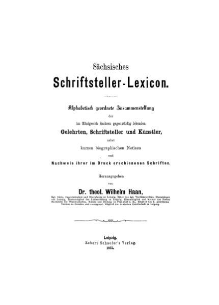 File:Sächsisches Schriftsteller-Lexicon.djvu