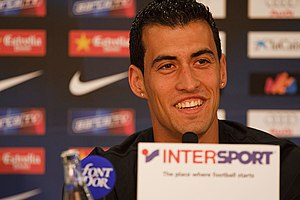 Sergio Busquets (press)
