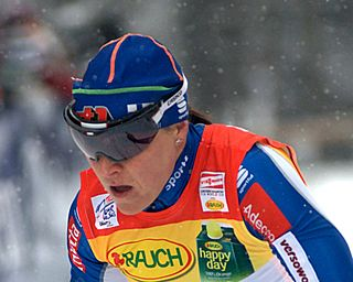 Aino-Kaisa Saarinen cross-country skier