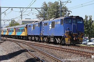 1979 in South Africa - Class 6E1, Series 8