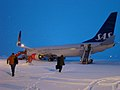 SAS B737-800 at Svalbard Airport.jpg
