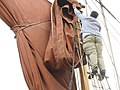 SB Ironsides stowing the topsail 7110.JPG