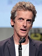 SDCC 2015 - Peter Capaldi (19671457231) cropped.jpg