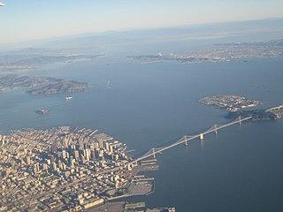 North Bay (San Francisco Bay Area) subregion of the San Francisco Bay Area in California, United States