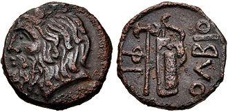 Scythia - Coin, c. 310-280 BCE, Scythia, Olbia.