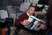 STS129 Randy Bresnik FD02