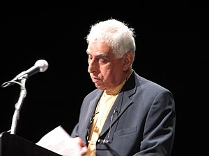 Saadi Yousef - at PEN World Voices 2007