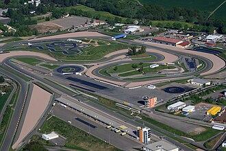 Sachsenring - Image: Sachsenring. Von Oben gesehen. orig WI