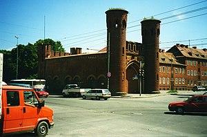 Sackheim Gate - The Sackheim Gate in 2002.