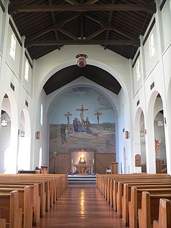 Build A Dodge >> Sacred Heart Cathedral (Dodge City, Kansas) - Wikipedia