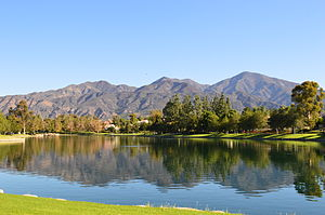 Saddleback from Lago Santa Margarita (Morning).JPG