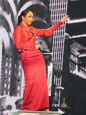 Sade (singer) - Sade in 2011