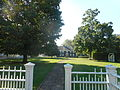 Sag Harbor Customs House - Front Yard.JPG