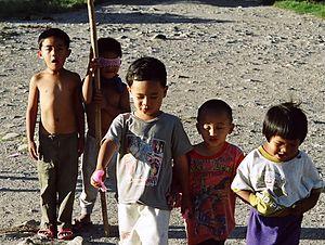 Sagada - Children in Sagada