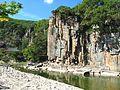 Sainam Cliff, near Danyang.jpg