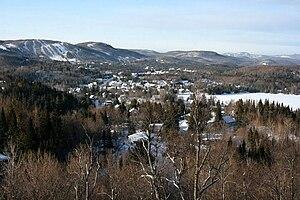 Saint-Faustin–Lac-Carré, Quebec - Image: Saint faustin lac carré