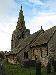 Saint John's Of Beverley Church, Scarrington. - geograph.org.uk - 84742.jpg